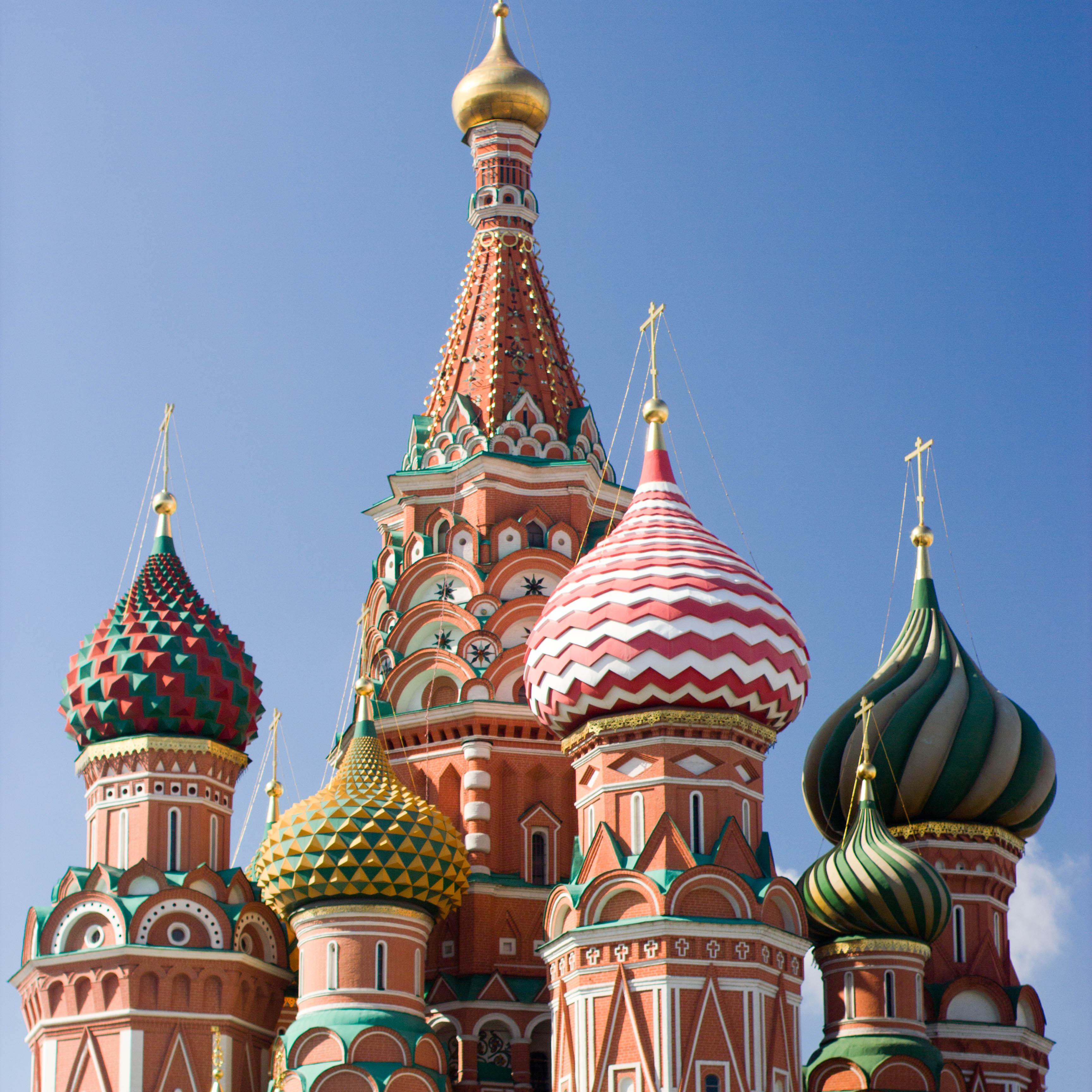 Grand Tour 2013: Rusland