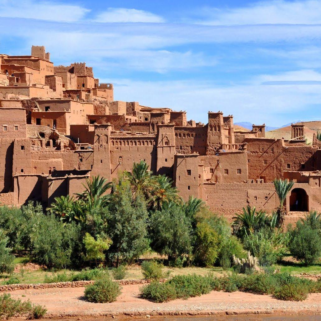 Grand Tour 2016: Marokko en Al-Andalus