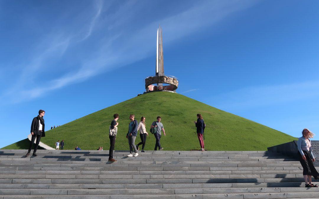 Grand Tour 2018: Wit-Rusland en Oekraïne